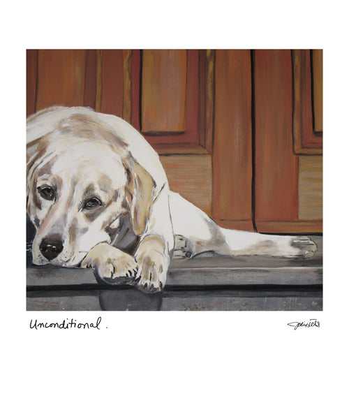Unconditional - Dog (1021)