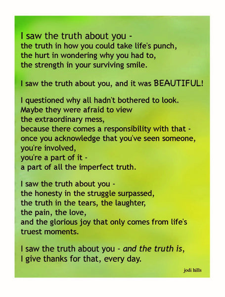 I Saw The Truth card (1024)