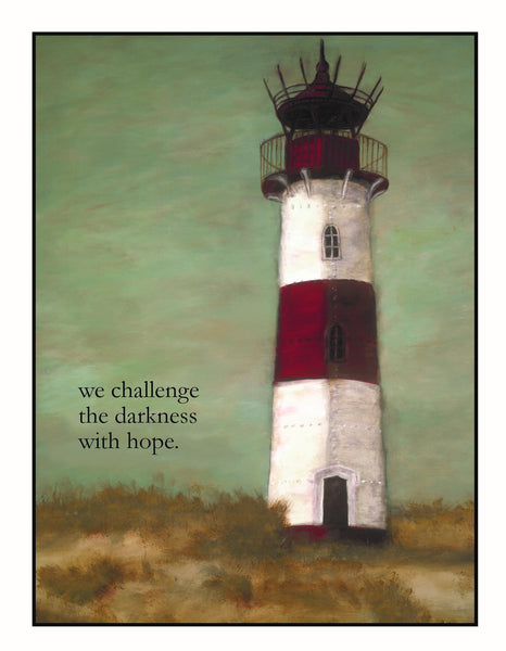 We Challenge The Darkness With Hope (1054)