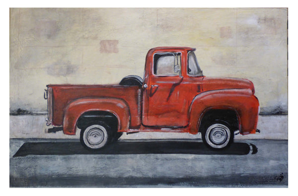 Red Truck (1141)