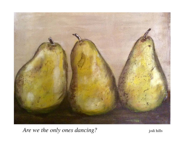 The Only Ones Dancing (1216)