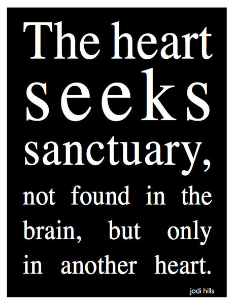 Heart Seeks Sanctuary (2016)