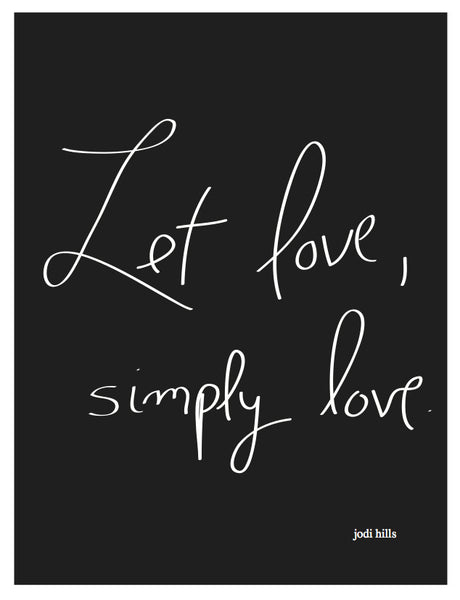 Let Love Simply Love (2053)