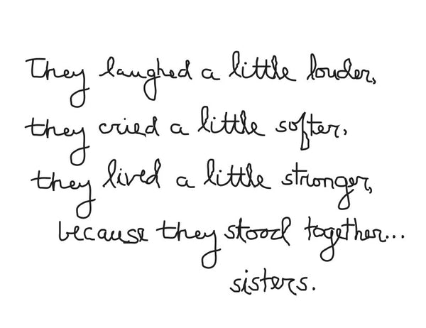 They Stood Together...Sisters (3004)