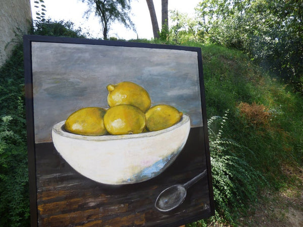 Artist Original ~ So I Made Lemonade.