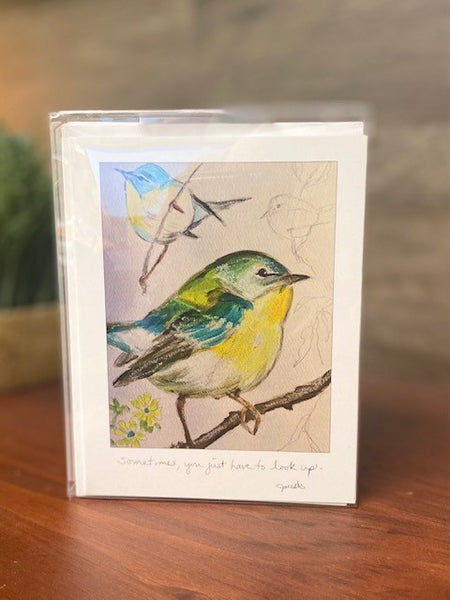 Look Up Greeting Card Collection - Box Set of 12 -  (4020 CS)
