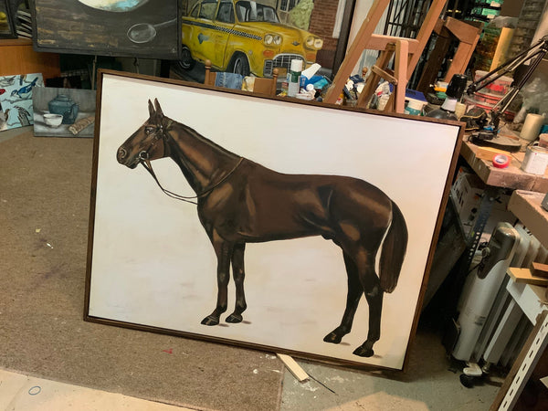 Artist Original ~ Unconditional (the horse)