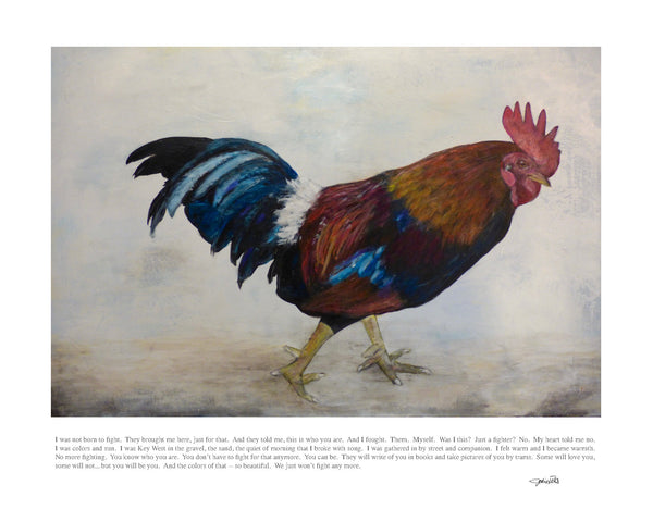 KeyWest Rooster (1245)