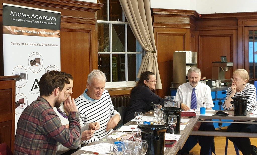 Introduction to Wine Sensory Skills : Edinburgh, Scotland