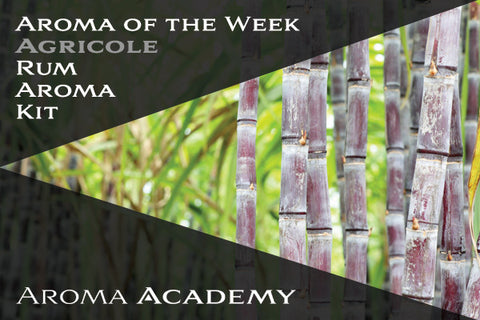 Aroma of the Week : Rum Aroma Kit : Agricole