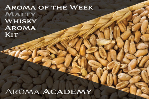 Aroma of the Week : Whisky Aroma Kit : Malty