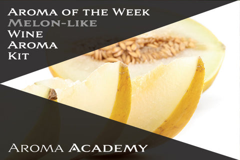 Featured Aroma of the Week : Wine Aroma Kit : Melon-like