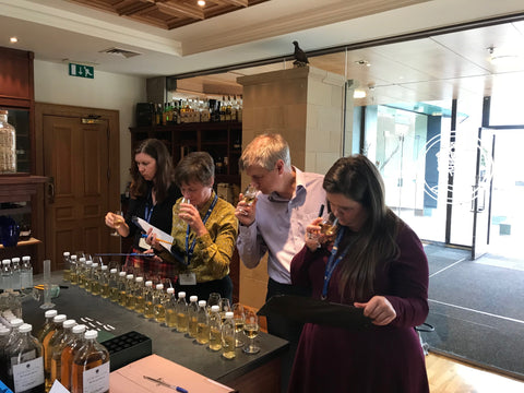 Sensory Standards Review for Spirits Sensory Competency/Proficiency Programme
