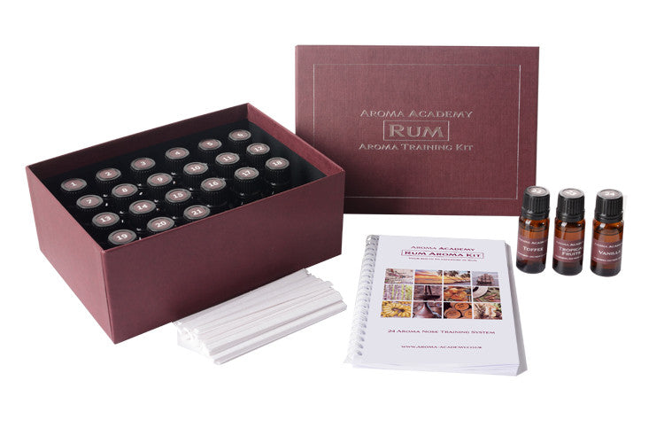NEW : Launch of Rum Aroma Kit