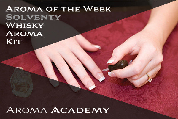 Aroma of the Week : Whisky Aroma Kit : Solventy