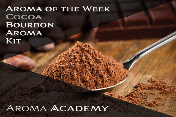 Aroma of the Week : Bourbon Aroma Kit : Cocoa