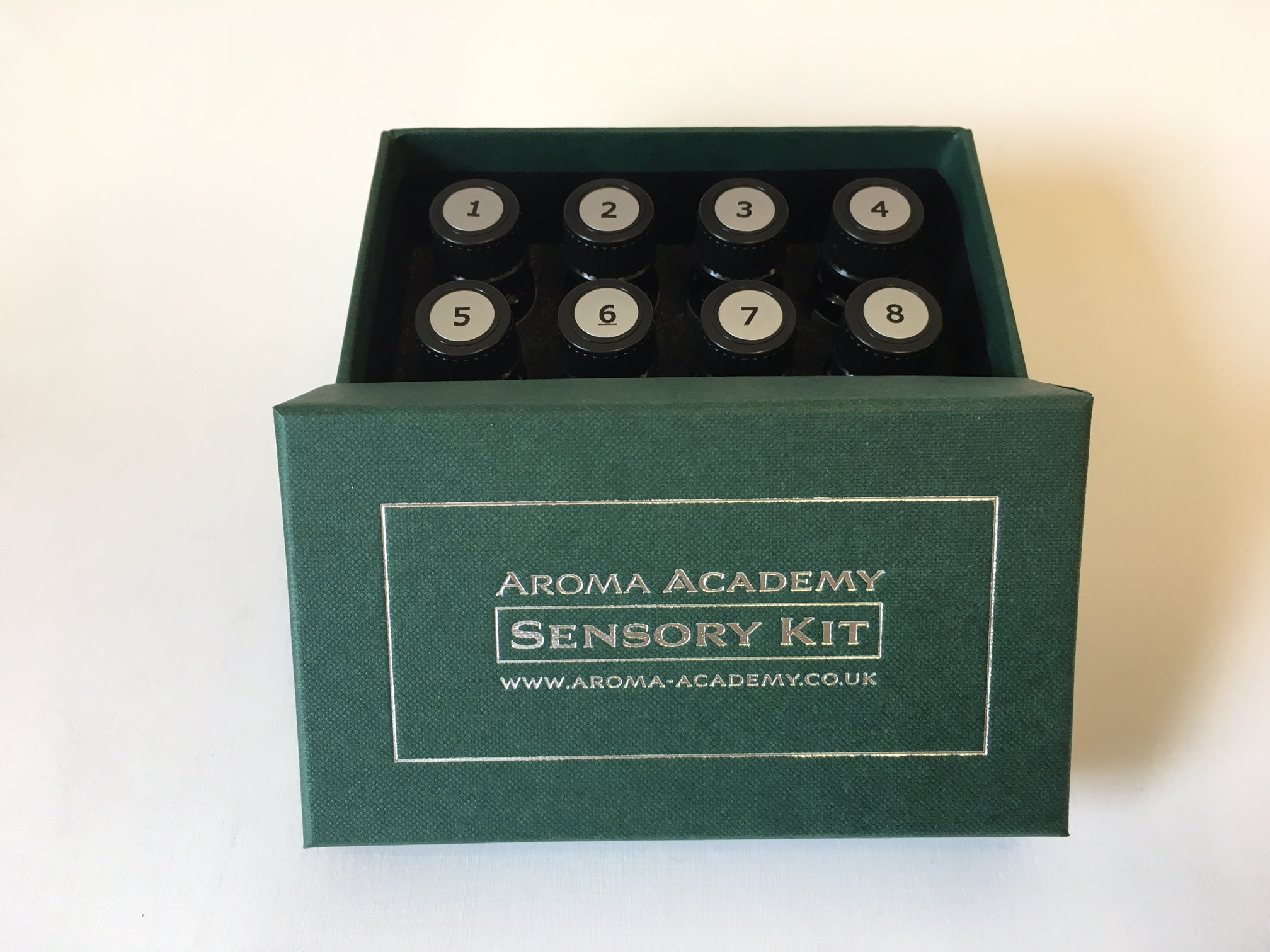 Sensory Testing Training Kit Competency Testing Spirits Whisky Wine Aroma Academy
