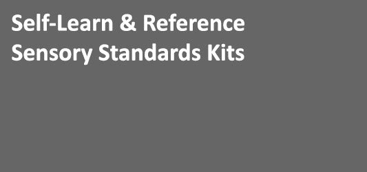Self-Learn & Reference Sensory Standards Kits