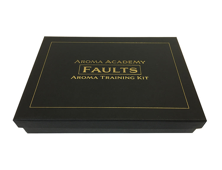Faults Aroma Kit - 30 Aroma Training System