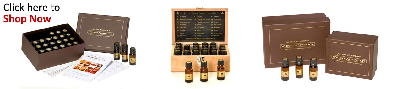 Whisky Nosing Aroma Kits: 12 Aroma: 24 Aroma: 24 Wooden Box