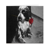 Love you: Spaniel (Valentine)