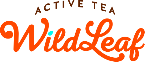 Wild Leaf Tea Logo
