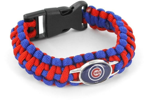 Chicago Cubs Paracord Bracelets