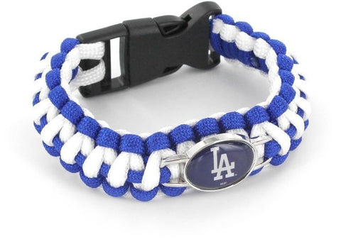 Los Angeles Dodgers Paracord Bracelets