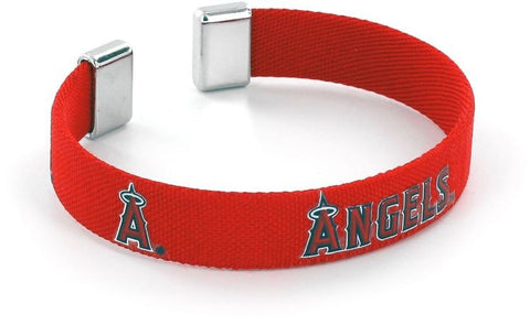 Los Angeles Angels Ribbon Bracelet