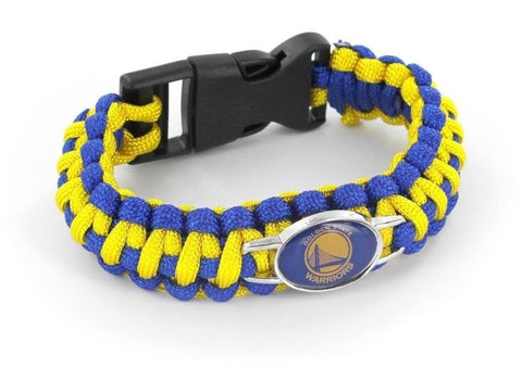 Golden State Warriors Paracord Bracelets
