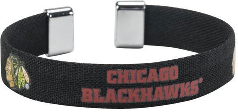 Chicago Blackhawks Ribbon Bracelet