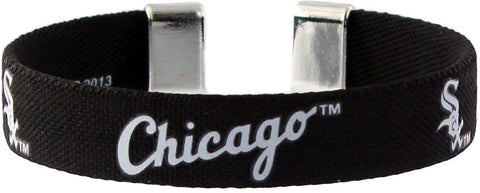 Chicago White Sox Ribbon Bracelet