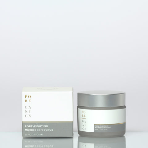 Pore-Fighting Microderm Scrub - POREGANICS