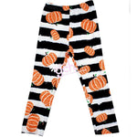 Kids Pumpkin Leggings