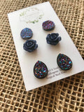 Dolly Trio Earrings