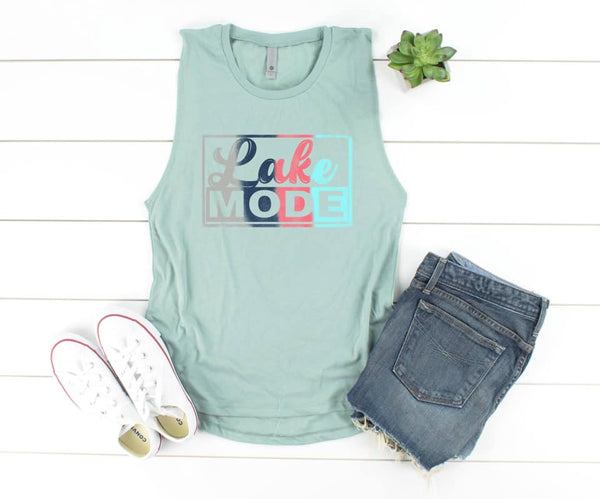 Lake Mode - Tank Top
