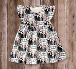 Three Stooges Dress or Raglan