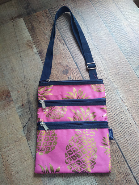 Crossbody Bags (choose your print)