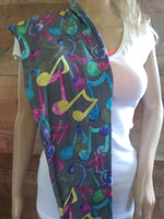 TC Leggings - Music Notes