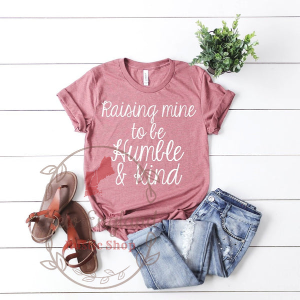 Humble & Kind Graphic Tee