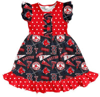 Boston Red Sox Girls Dress
