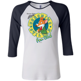Junior 100% Cotton 3/4 Sleeve Baseball T