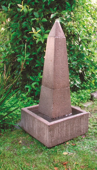 Medium Obelisk Fountain