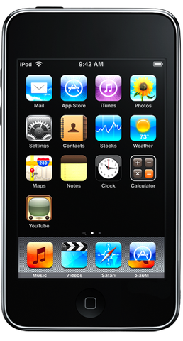 iPod touch (3rd generation)