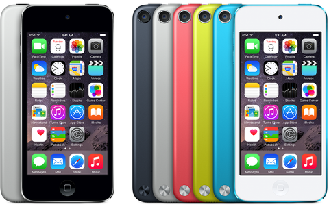 iPod touch (5th generation)