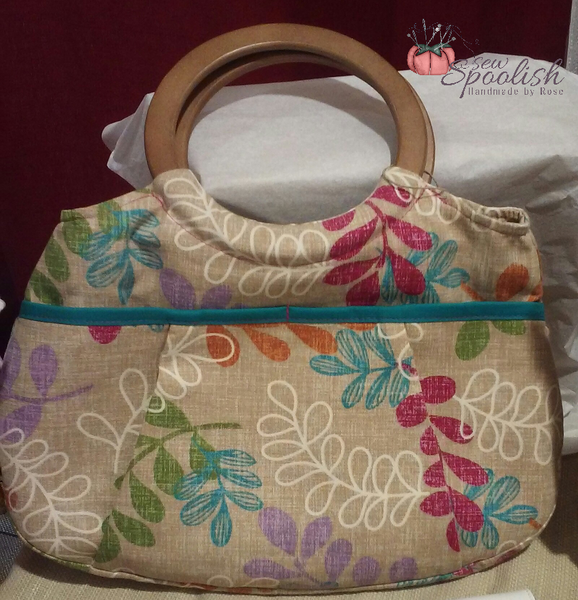 Julie Ringtop Handbag