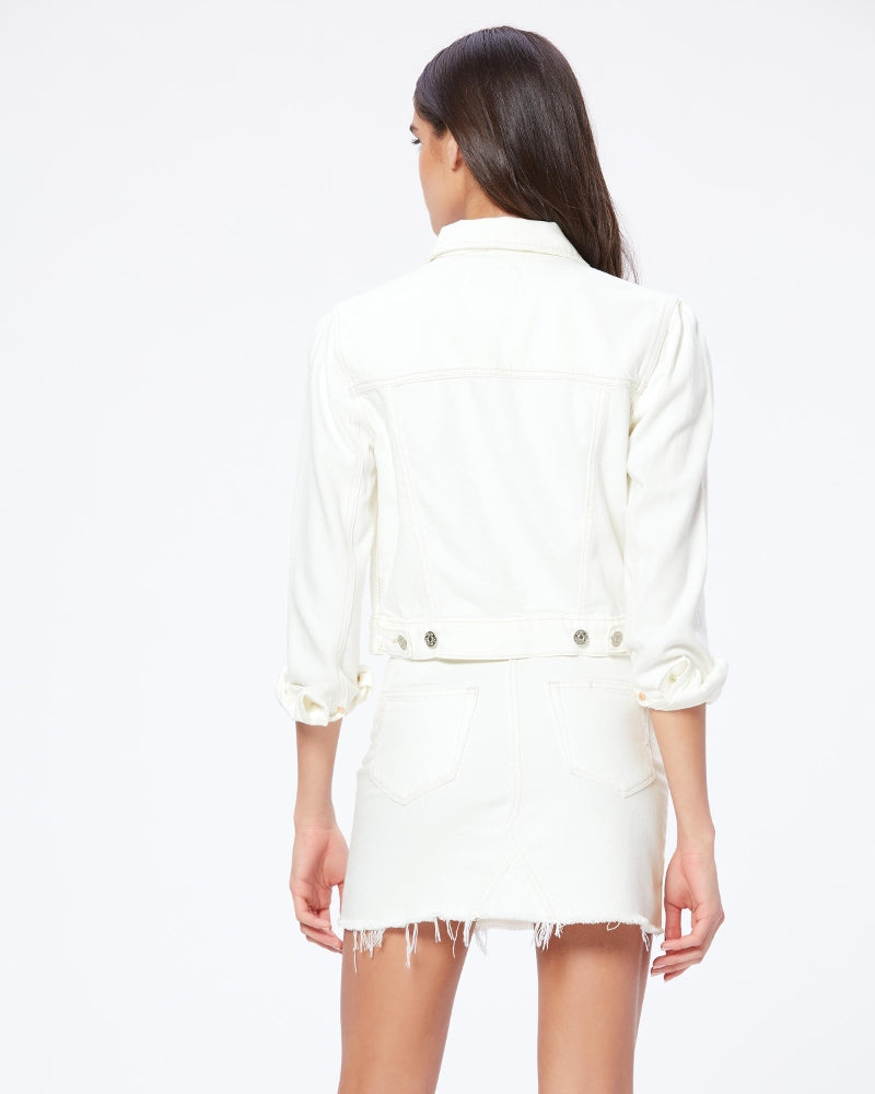 Paige Vivienne Jacket Puff Sleeves - Gold Coast