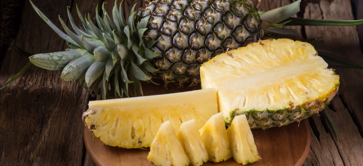 10 HEALTH & WELLNESS BENEFITS OF PINEAPPLE