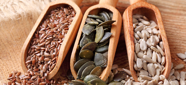 7 NUTRIENT-RICH AND PROTEIN-PACKED SEEDS
