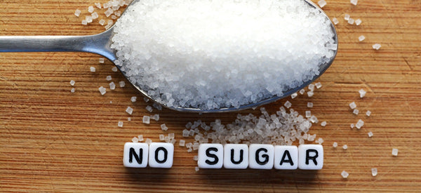 20 WAYS TO GET SUGAR OUT OF YOUR LIFE